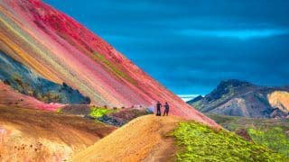 Breathtaking Photos of Landmannalaugar in Iceland Will Give You Summer Vacation Goals
