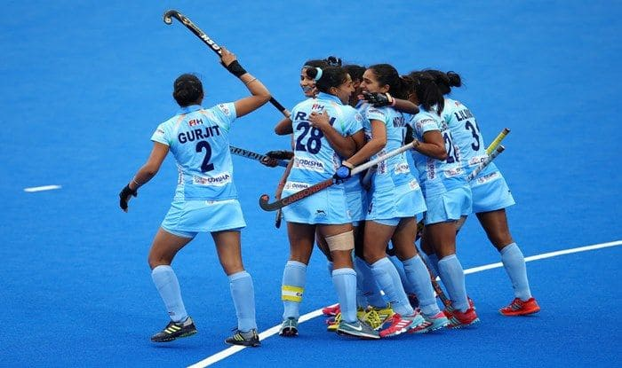 Indian Women Hockey team-GettyImages