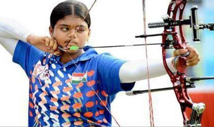 Indian archer-pic credits twitter