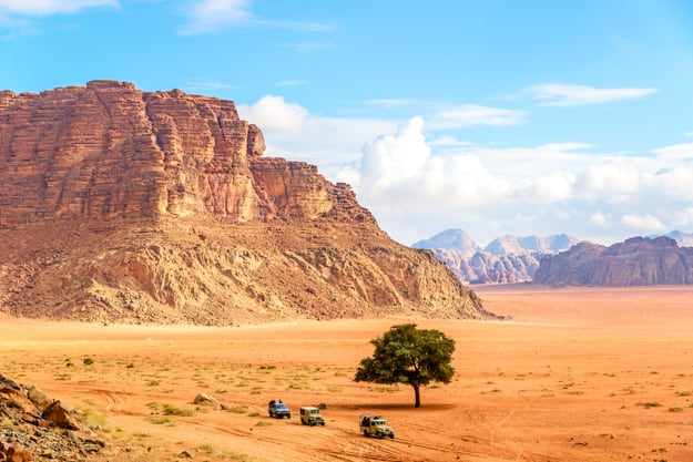 Photos of Wadi Rum, Jordan's Incredible Climbing and Trekking Destination