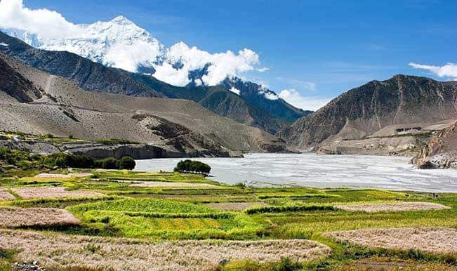 Jaw-dropping Photos of the Kali Gandaki River