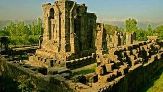 Kashmir's temples: Ruins of a glorious past