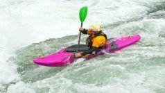 Watch video: Dramatic footage of white water kayaking in Meghalaya