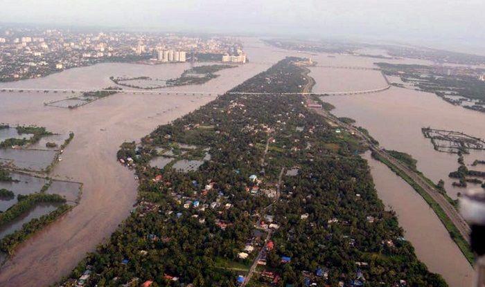 Kerala Flood Leaves 37 Dead, Over 1 Lakh Homeless; Centre Announces Rs 100 Crore Relief: Top Developments