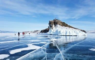 Spectacular Photos of Lake Baikal in Russia Will Blow Your Mind Away