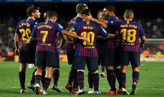 La Liga: Barcelona and Real Madrid Scrap For Revival as El Clasico Looms