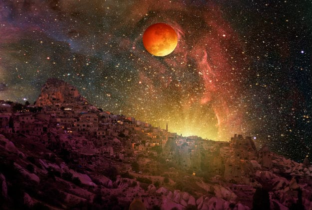 Super Blue Blood Moon in India on Jan 31: Where to Witness ...
