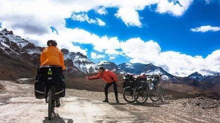 5 places in India best explored on a bicycle...