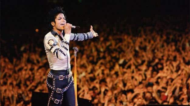 In memory of Michael Jackson - a glimpse of his greatest concert