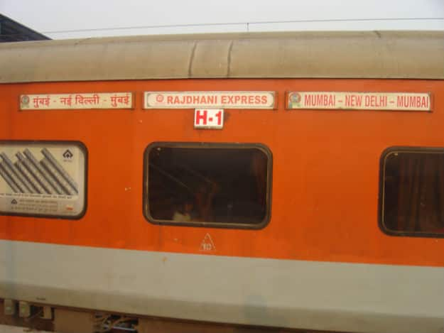 Mumbai-Delhi Rajdhani Express Gets Elegant, Airplane-Like Coaches under Project Swarn