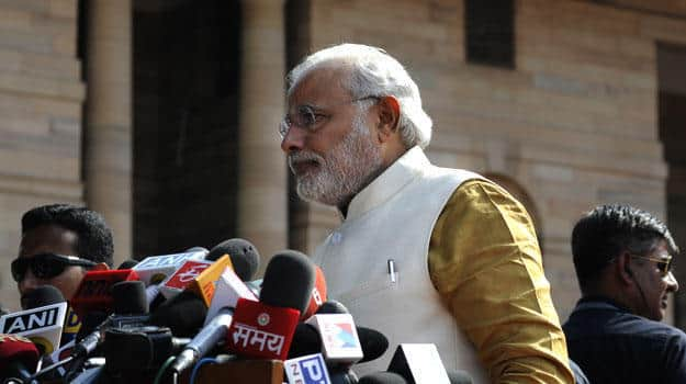 Amid Spiralling Fuel Prices And US Sanction Threat, PM