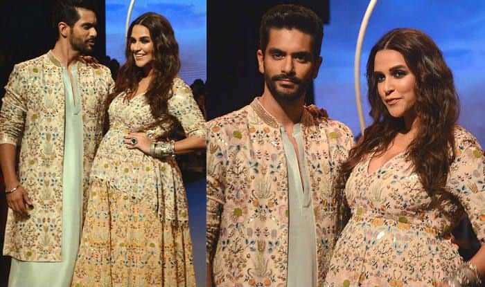 This is When Neha Dhupia And Angad Bedi Are Welcoming Their First Child