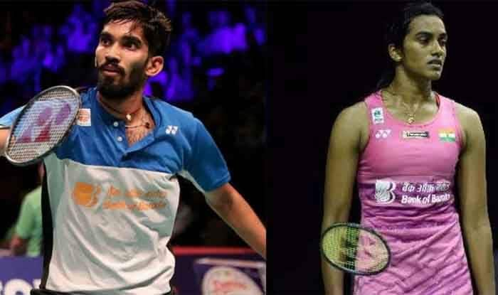 PV Sindhu, Kidambi Srikanth, Indonesia Open, Sindhu-Srikanth, Badminton News, PV Sindhu Indonesia Open, Kidambi Srikanth Indonesia open, Satwiksairaj Rankireddy-Chirag Shetty