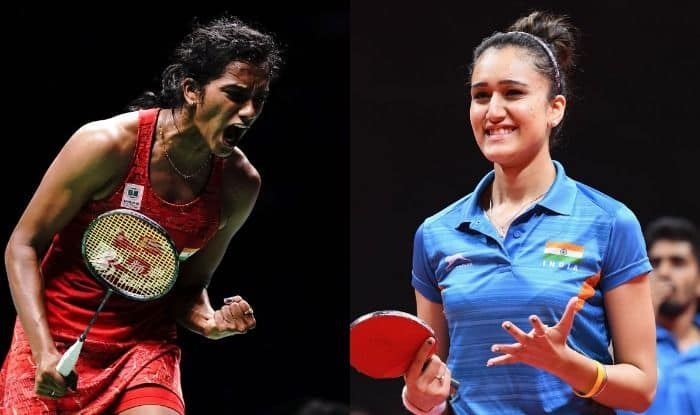 PV Sindhu and Manika Batra will be seen in action on day 8 of Asian Games 2018_Getty