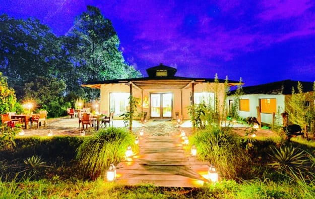 This Lodge near Jim Corbett National Park is the perfect Diwali Getaway