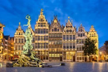 These 16 Amazing Photos of Antwerp in Belgium Will Spark Your Wanderlust