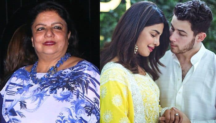 On Priyanka Chopra – Nick Jonas' Wedding Plans And More, Madhu Chopra Opens up