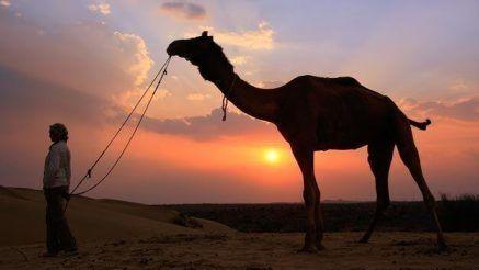 How to Reach Khuri Sand Dunes in Rajasthan: Desert Safari and Night under the Stars near Jaisalmer