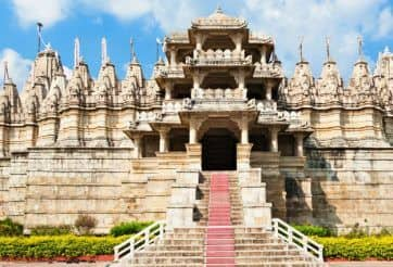 Paryushana 2017 in India: Interesting Facts About Ranakpur Jain Temple, A Prominent Jain Pilgrim Site in Rajasthan