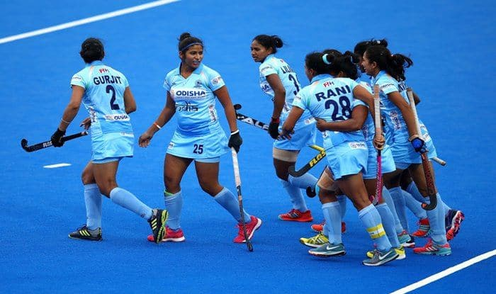 File Image of India Women's Hockey Team_Getty