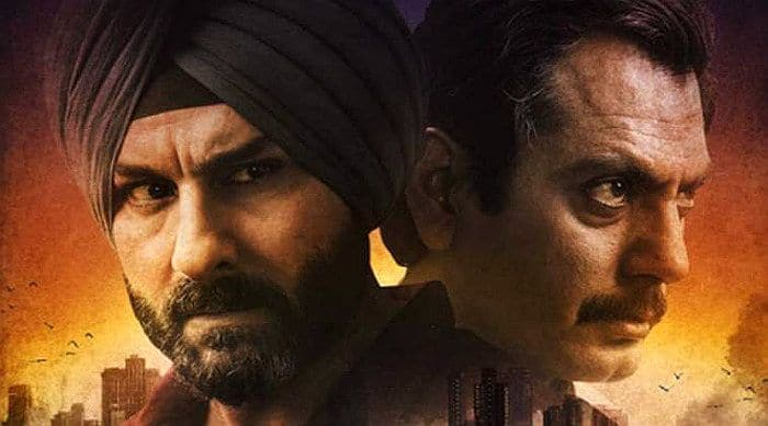Photo Courtesy: A Sacred Games Poster