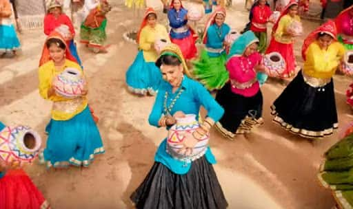 Haryanvi Dancer Sapna Choudhary's Goan Ki Gori Avatar in New Music Video Ram Ki Su Featuring Her Sexy Thumkas Will Melt Your Heart; Watch