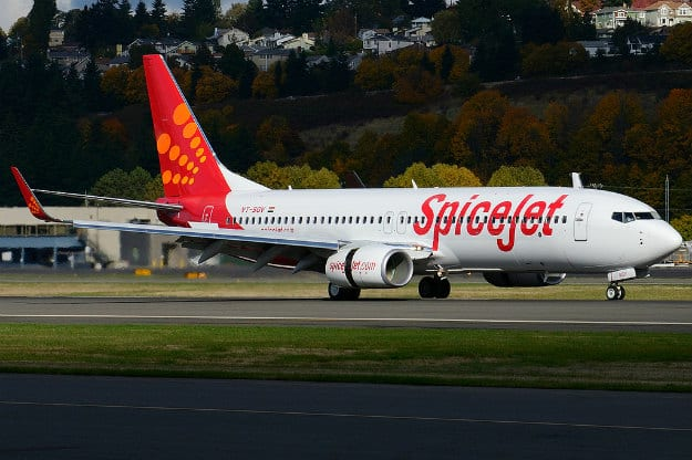 SpiceJet Extends 'Monsoon Sale', Flight Tickets Begin at Rs 888