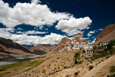 How to Reach Key Monastery in Himachal Pradesh by Road, Train and Flight