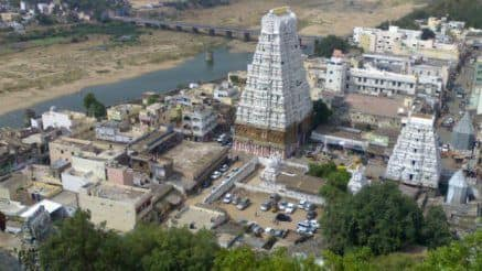Road Trip: Here's How You Can Reach Srikalahasti From Chennai by Road