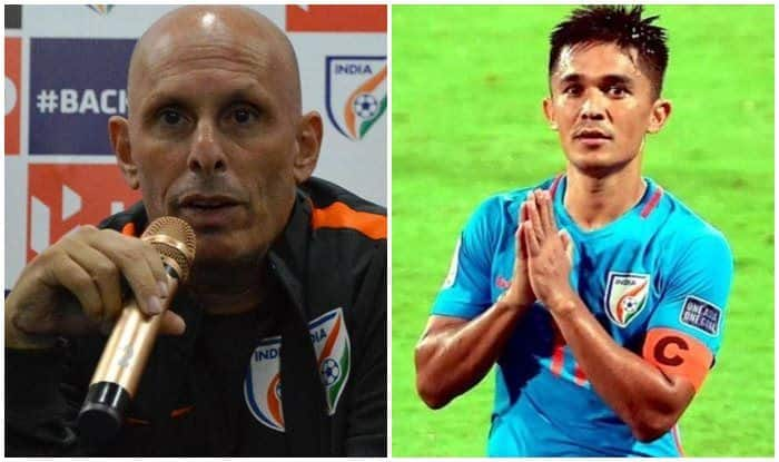 Stephen Constantine to remain Indian football coach till Asian games 2019