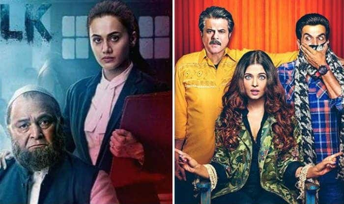 Taapsee Pannu's Mulk And Anil Kapoor's Fanney Khan Leaked on Piracy Site Tamil Rockers