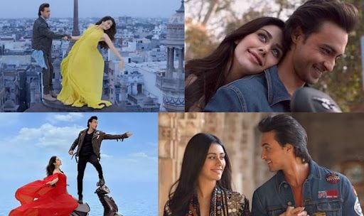 Loveratri Song Tera Hua Out: Aayush Sharma – Warina Hussain Show How it Feels to be in Love, Atif Aslam Spells Magic Once Again, Watch