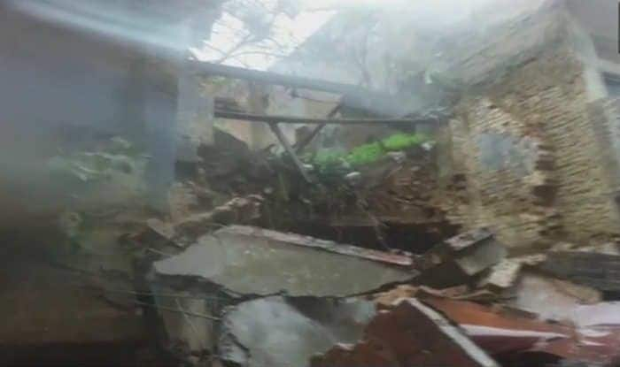 Mumbai: Portion of Slab of Under-construction Building Collpases in Nagpada; no Casualties so Far