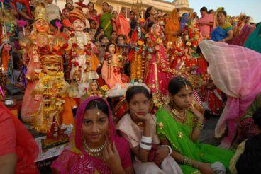 Gangaur Festival 2018: Popular Cultural Procession in Rajasthan on March 20