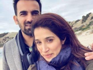 Zaheer Khan and Sagarika Ghatge Are Having a Blast in South Australia! VIEW PICS
