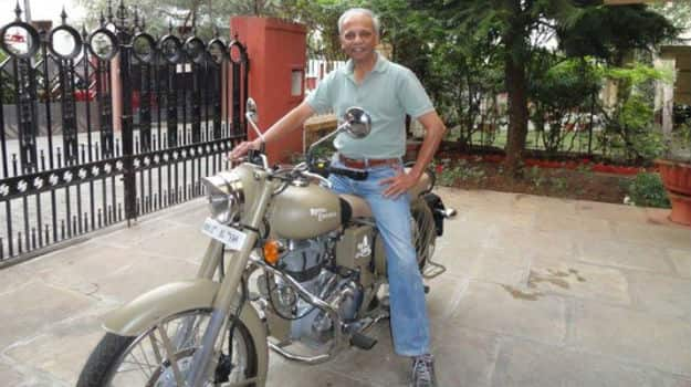 This 57-year-old rode to Bhutan to find happiness!