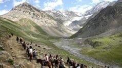 Amarnath Yatra: A Pilgrim's Paradise in Jammu And Kashmir