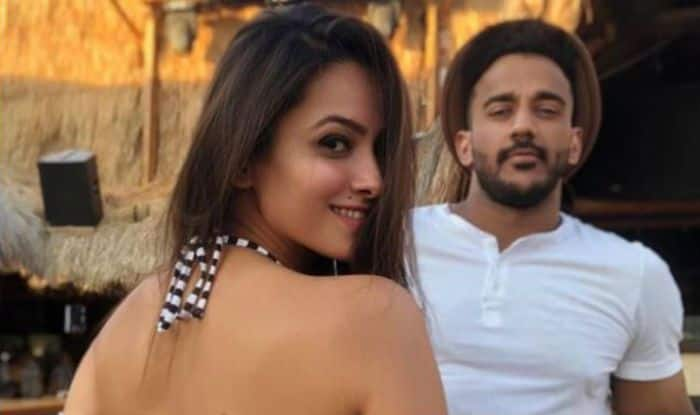 Naagin 3 Actress Anita Hassanandani Flaunts Her Flawless Back During The Relaxing Vacation With Husband Rohit Reddy- View Picture