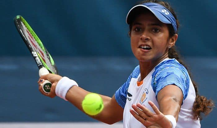 Asian Games 2018: Ankita Raina Settles For Bronze, Becomes Second Indian Woman After Sania Mirza to Win Medal in Women's Singles Event