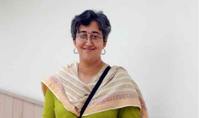 AAP's Atishi Drops Her Last Name 'Marlena', Party Says Didn't Force Her to do so