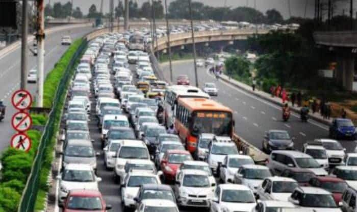 Delhi-NCR: SC Gives Go-ahead; Vehicles to Have Colour-coded Stickers