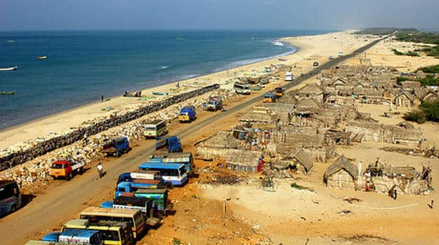 The haunting real-life story of a ghost town called Dhanushkodi