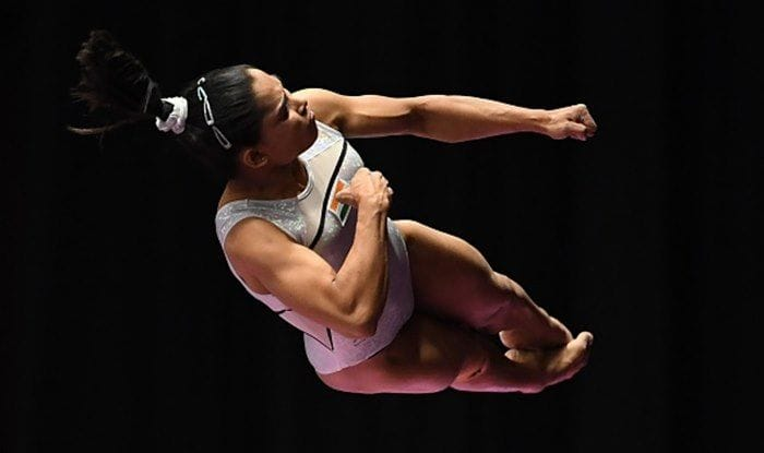 Asian Games 2018: Dipa Karmakar Pulls Out ofWomen's Artistic Gymnastics Team Event Final With Injury, Says Report