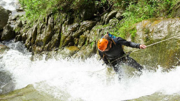 Best places To Try Waterfall Rappelling In India
