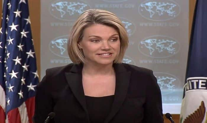 Heather Nauert (File Photo)