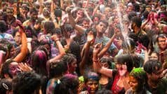How Holi is celebrated in India