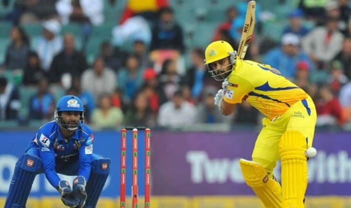 IPL ValueIncreases By 19 Per Cent In 2018, Reveals Fifth Edition ofDuff and Phelps Study
