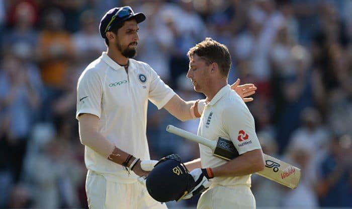 India vs England 3rd Test: We Wanted to Make India Work Hard, Says Jos Buttler