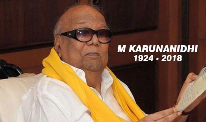 Karunanidhi no More: TN Govt Announces Week-Long Mourning; Political Leaders to Reach Chennai Today