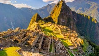 Magnificent National Geographic Video on Machu Pichu Will Make You Fall In Love With The 15th-Century Archaeological Marvel